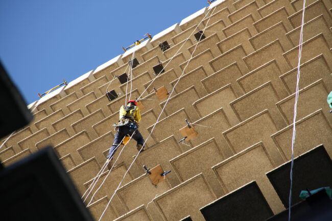 Facade-Rope-Access
